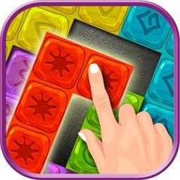 Block Puzzle Fantasy Pro – Cool Kids Board Game for Your Mind and Concentration