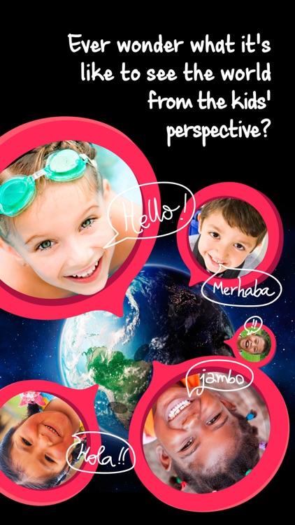 Kids Like Me - Travel & Discover How Children Live Around the World. screenshot-0