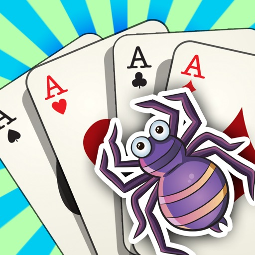 Spider Solitaire+++