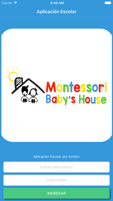 Montessori Baby's House