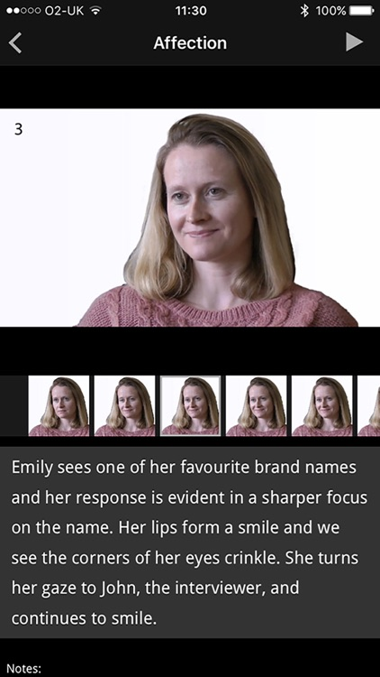 Reading Emotions screenshot-4
