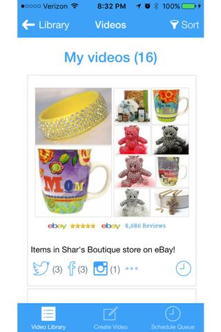 SharePicVideo - náhled