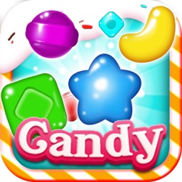 Candy World Drop: Link Game