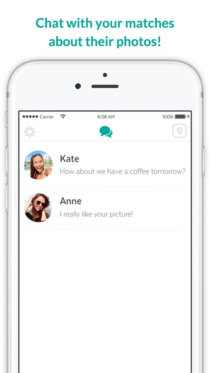 nine - Meet Instagrammers through your best nine photos on Instagram screenshot-3