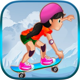 Stunt Girl: Ride on Extreme Skateboard