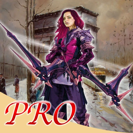 Beautiful Archer Girl Revenge PRO - Forever Victoria Grande Edition