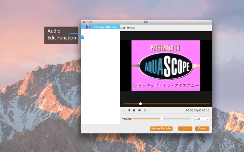 MP3 Converter Pro - MP4 to MP3