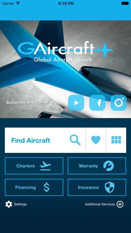 GAircraft Search Pro