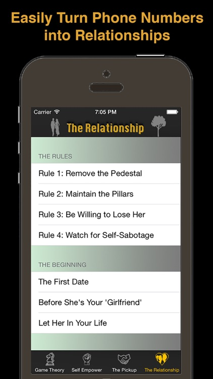 Get Any Girl: The Ultimate Pickup and Dating Guide screenshot-4