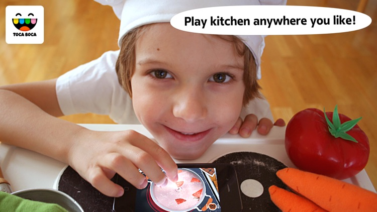 Toca Kitchen Monsters screenshot-4