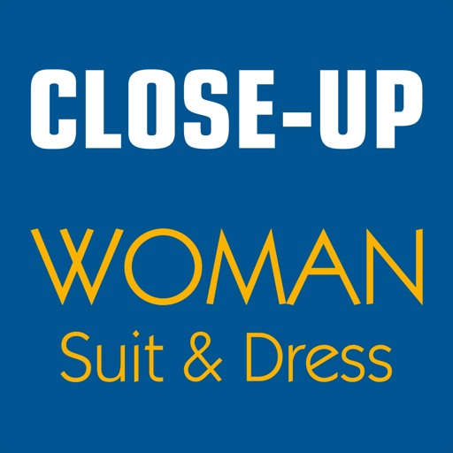 Close-Up Woman Suit & Dress