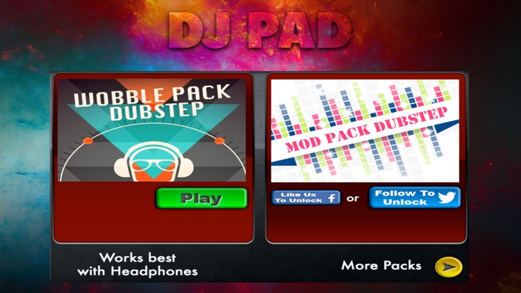 DJ PAD : Start Your Party!