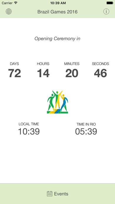 Brazil Games 2016 Dates and Schedule of Rio de Janeiro