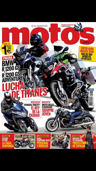 Motos RevistaScreenshot of 1