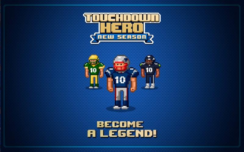 Touchdown Hero: New Season screenshot 1