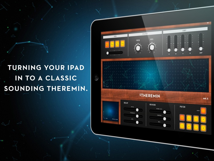 E–Theremin MKII screenshot-2