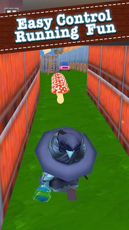 Hero Temple Endless Subway Run screenshot-4
