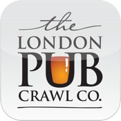 London Pub Crawls app review