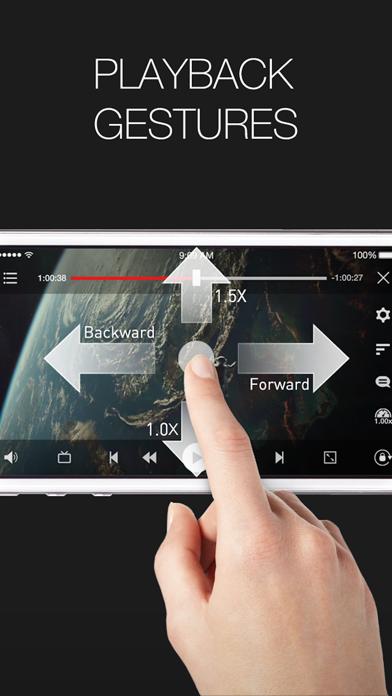 AVPlayer (無エンコード 字幕 再生速度調節)のおすすめ画像3