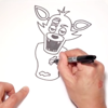 How To Draw - Learn to draw FNAF Characters and practice drawing in app