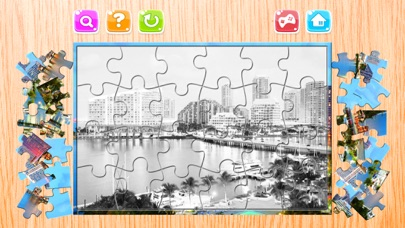 City Puzzle for Adults Jigsaw Puzzles Games Free screenshot four