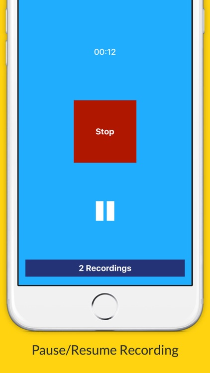 Voice Recorder: Premium Edition (Perfect For Recording Meetings, Lectures, Interviews etc.) screenshot-4