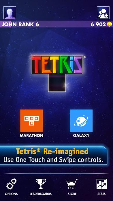 Screenshot for TETRIS® Premium in Denmark App Store