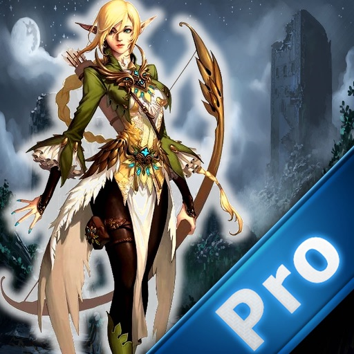 Bright Elf Archer Pro - A Glowing Magic Bow