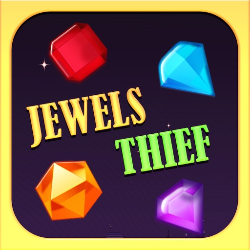 Jewels Thief icon