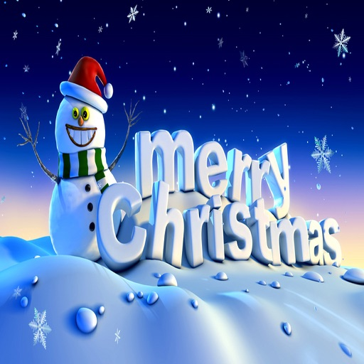 Merry Christmas eCards - Design and Send Merry Christmas Greeting Cards icon