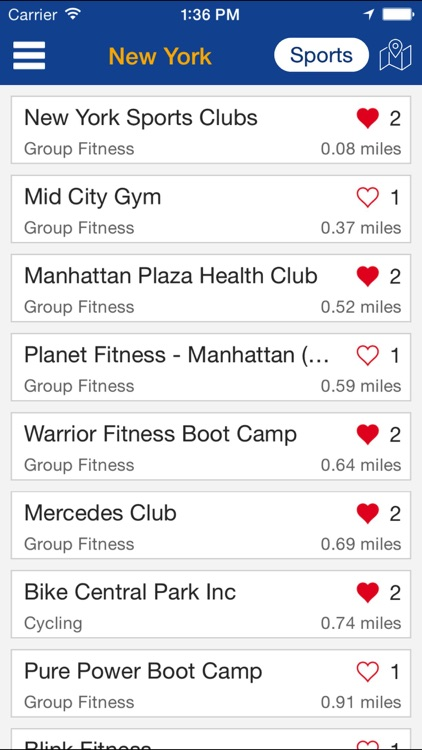 SharedFit screenshot-0