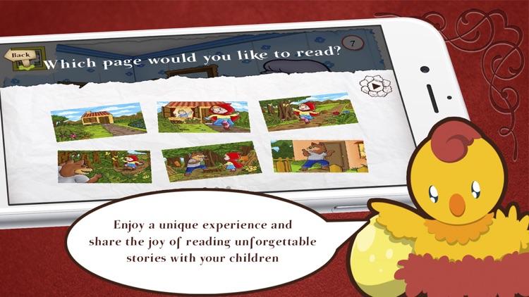 Classic Fairytales for Kids v1- Audiobook screenshot-4