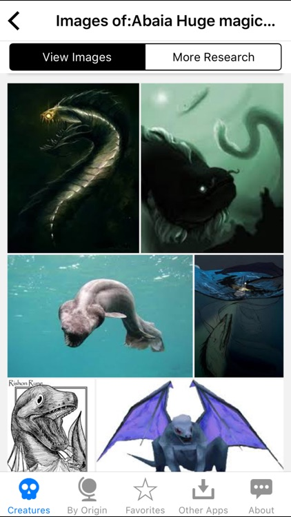 Mythical Creatures screenshot-2