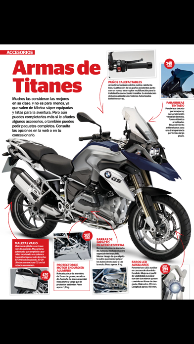 Motos RevistaScreenshot of 4
