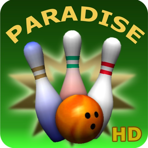 Bowling Paradise for iPad