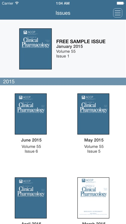 The Journal of Clinical Pharmacology