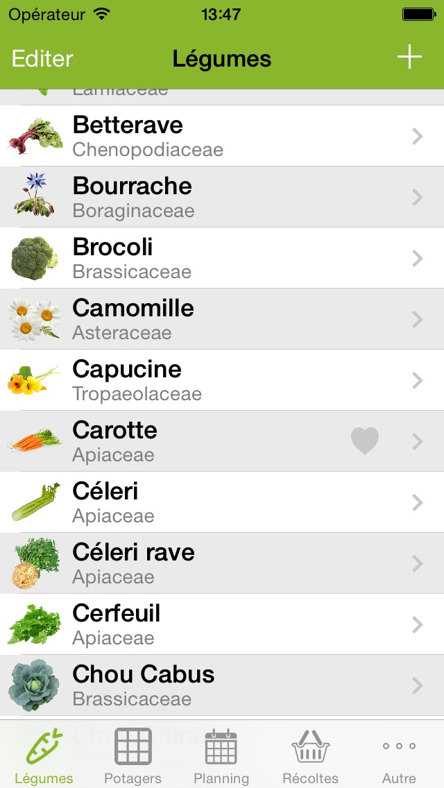 download Mon Potager apps 0