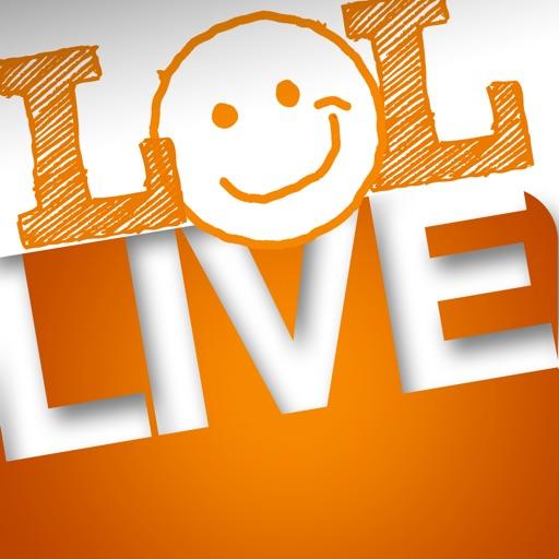 LOL Live : tout l'humour en temps réel !