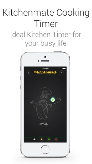Kitchenmate Cooking Timer on the App Store