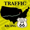 Highway Mini Car Traffic Racing HD Free - The Route 66 Road Trip to Asphalt City for iPad & iPhone