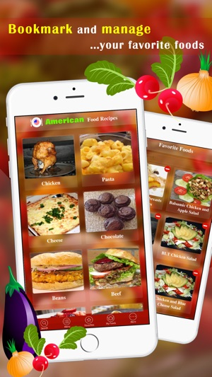 Best american food recipes on the app store forumfinder Images