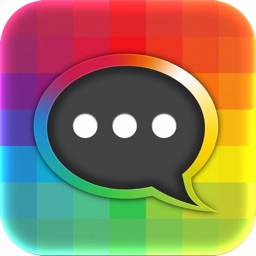 Colorful Message With Emoji