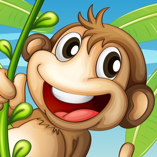 A Monkey Jungle Jump - Banana Mania Edition icon