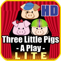 Three Little Pigs - A Play Lite HD