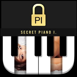 Secret Piano Icon FREE - Piano Lock Vault to Hide Private Photo.s Video.s and Disk Vault
