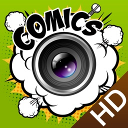 Manga Comics Camera for iPad