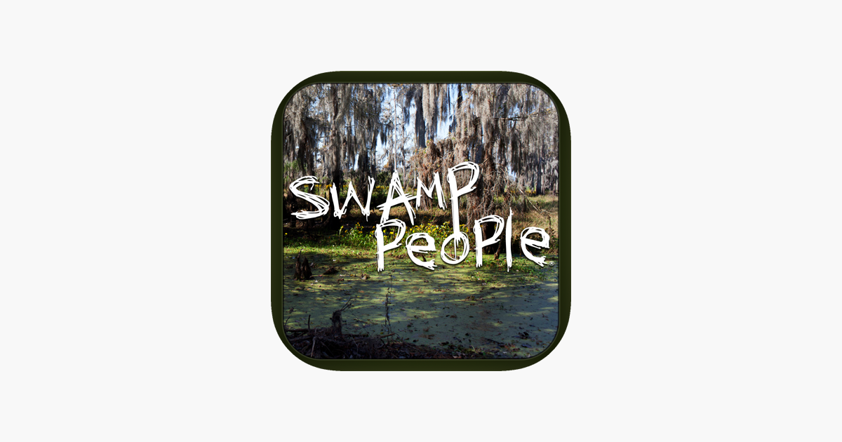 8c07729a2b498  Swamp People on the App Store