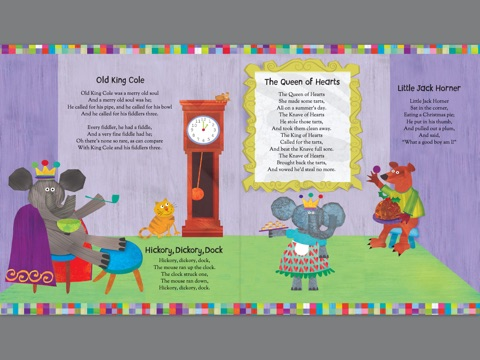 My Book Of Favourite Rhymes By Kali Stileman On Apple Books