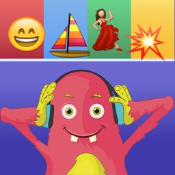 4 Emoji 1 Song - Guess the Song, Music Trivia Quiz