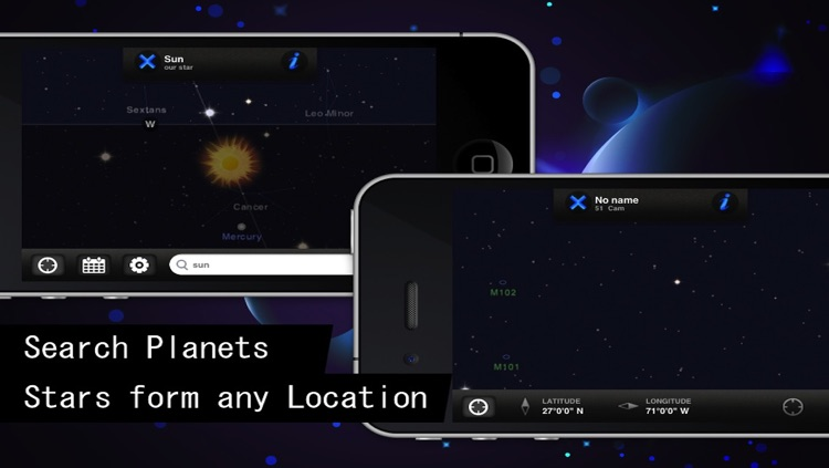 Star View Rover Tracker - Sky Astronomy Guide -Stargazing and Night Sky Watching - Best app  to Explore the Universe